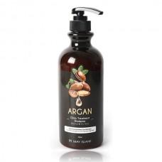 Восстанавливающий шампунь для волос с аргановым маслом / Argan clinic treatment shampoo 750ml